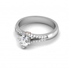 SHANNON 18K White Gold