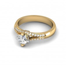 SHANNON 18K Yellow Gold