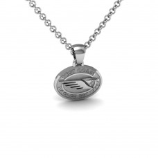 West Coast Eagles - Sterling Silver Team Pendant